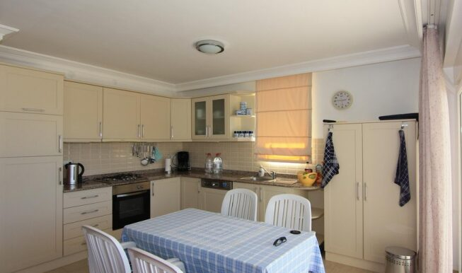 69900 Euro Seaview Penthouse For Sale in Alanya 17