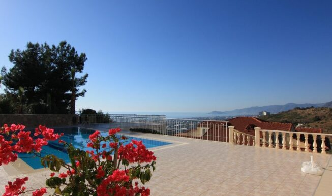 69900 Euro Seaview Penthouse For Sale in Alanya 20