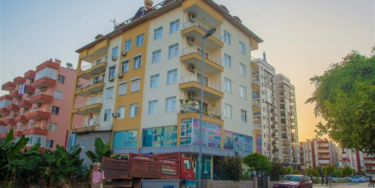 73000 Euro Penthouse For Sale in Alanya 1