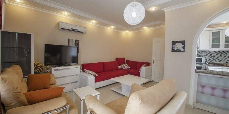 73000 Euro Penthouse For Sale in Alanya 3