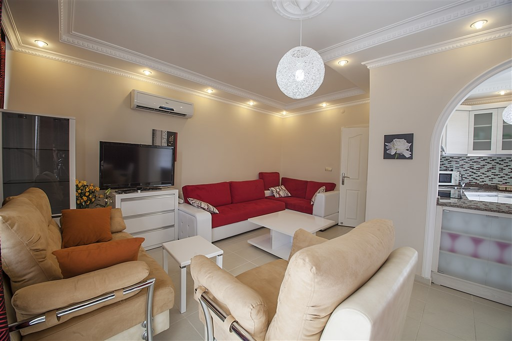 73000 Euro Penthouse For Sale in Alanya