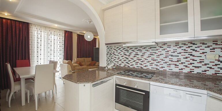 73000 Euro Penthouse For Sale in Alanya 4