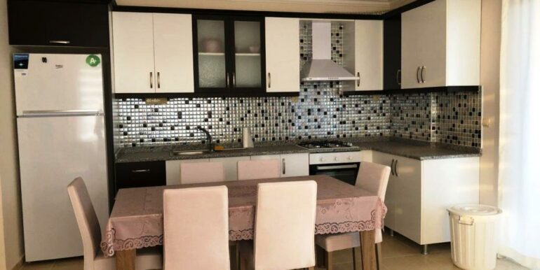 73000 Euro Sea View Apartment For Sale in Alanya 3