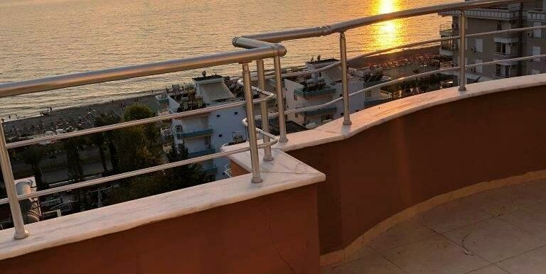 73000 Euro Sea View Apartment For Sale in Alanya 12