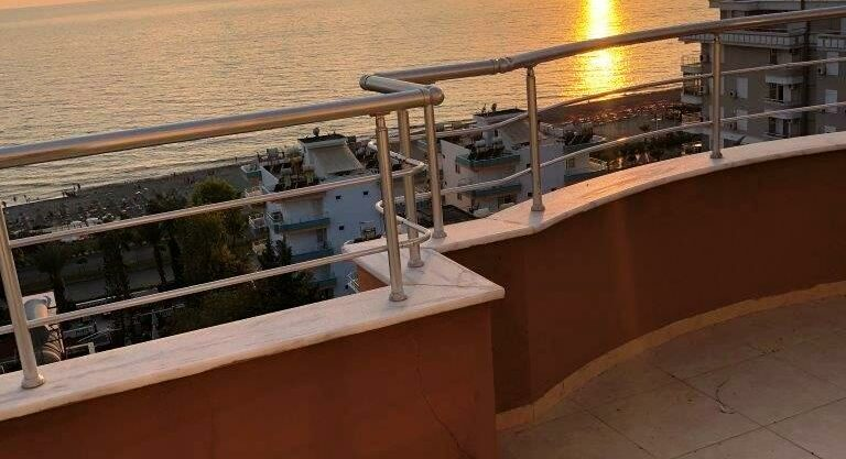 73000 Euro Sea View Apartment For Sale in Alanya Mahmutlar