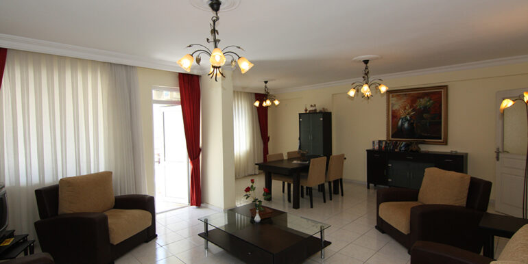 75000 Euro Centrum Apartment For Sale in Alanya 6