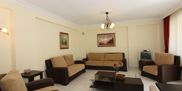 75000 Euro Centrum Apartment For Sale in Alanya 14