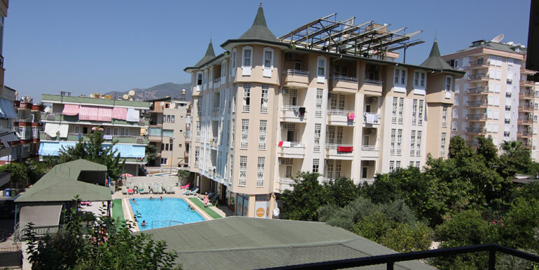 75000 Euro Centrum Apartment For Sale in Alanya 17