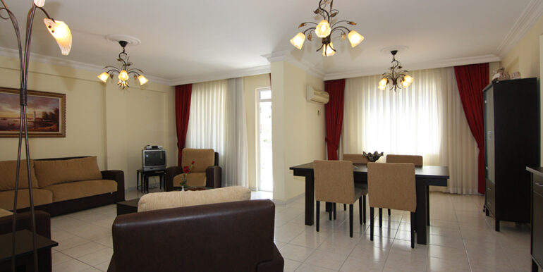 75000 Euro Centrum Apartment For Sale in Alanya 19