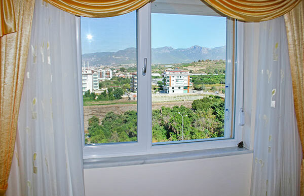 75000 Euro Sea View Apartment For Sale in Alanya 12