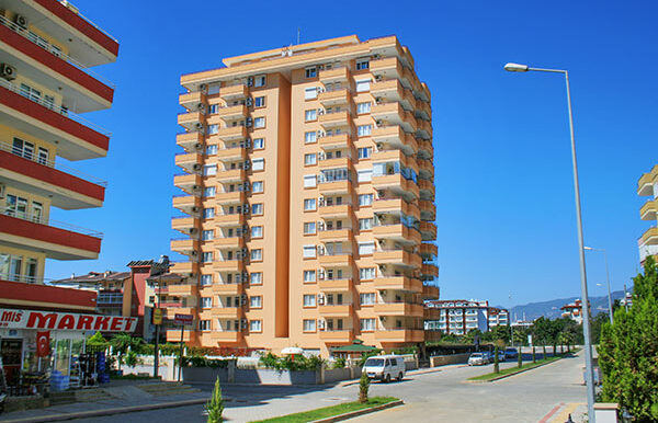 75000 Euro Sea View Apartment For Sale in Alanya 15