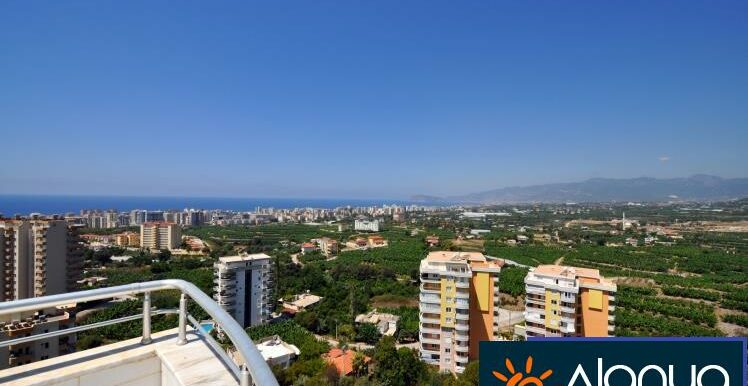 79900 Euro Penthouse For Sale in Alanya 23