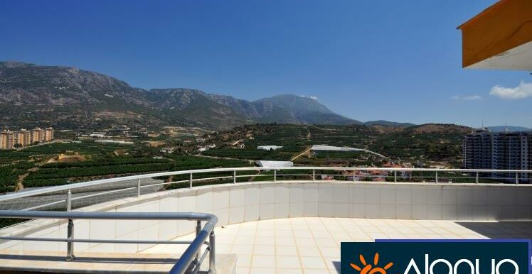 79900 Euro Penthouse For Sale in Alanya 24