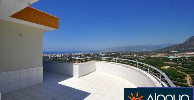 79900 Euro Penthouse For Sale in Alanya 25