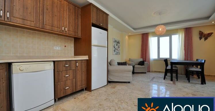 79900 Euro Penthouse For Sale in Alanya 27