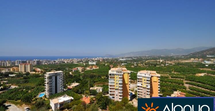 79900 Euro Penthouse For Sale in Alanya 28