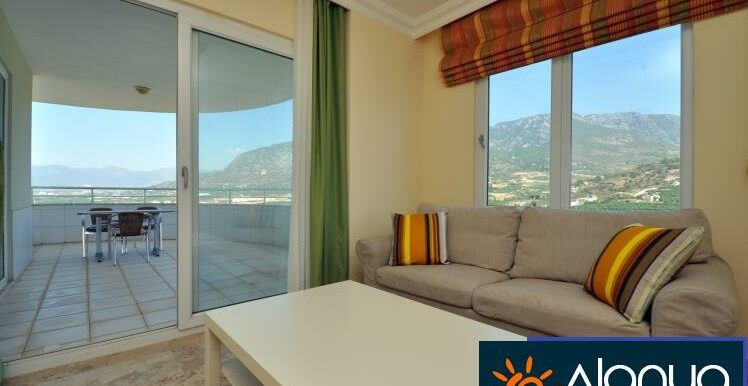 79900 Euro Penthouse For Sale in Alanya 30