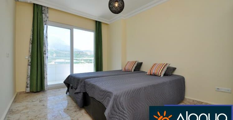 79900 Euro Penthouse For Sale in Alanya 31