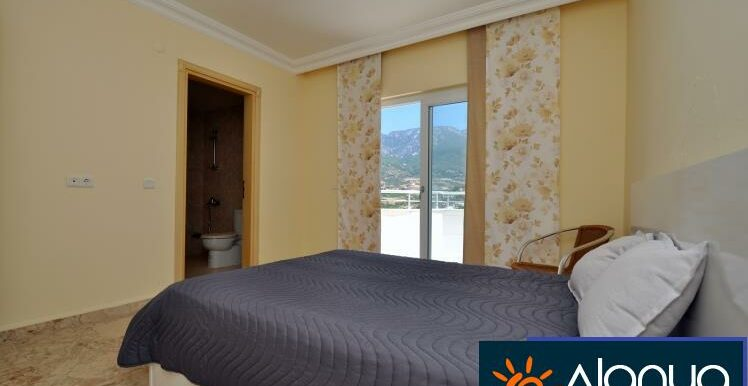 79900 Euro Penthouse For Sale in Alanya 36