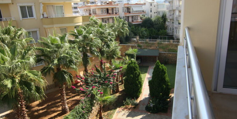 80000 Euro Sea View Apartment For Sale in Alanya Tosmur 17