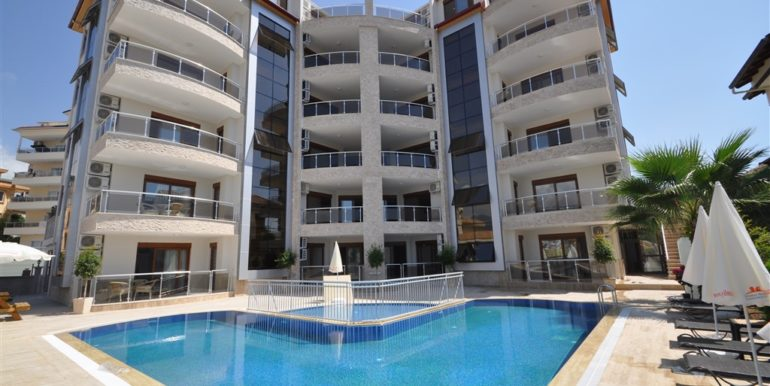 85000 Euro Apartment For Sale in Alanya Kestel 1
