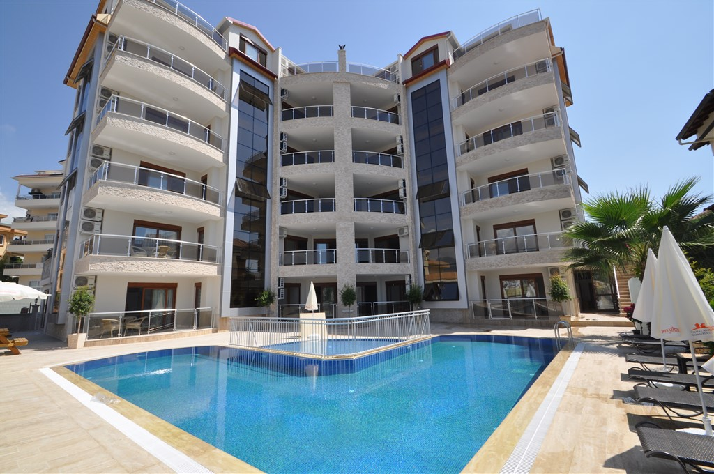 85000 Euro Apartment For Sale in Alanya Kestel