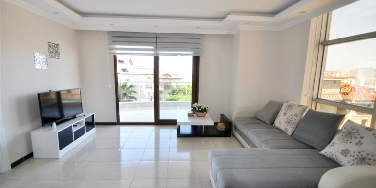 85000 Euro Apartment For Sale in Alanya Kestel 6