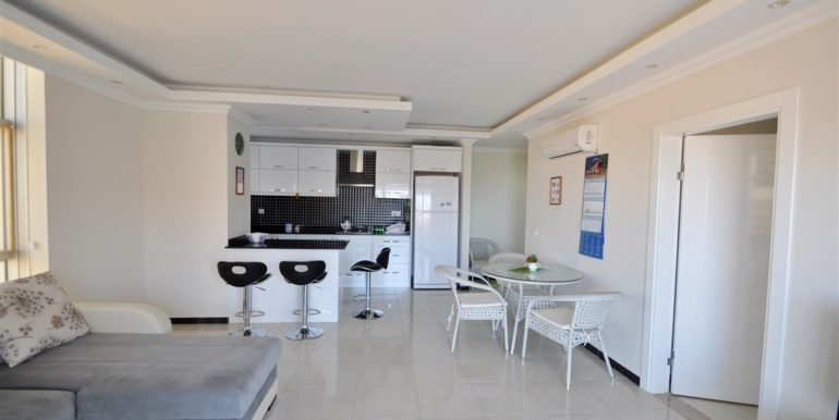 85000 Euro Apartment For Sale in Alanya Kestel 8
