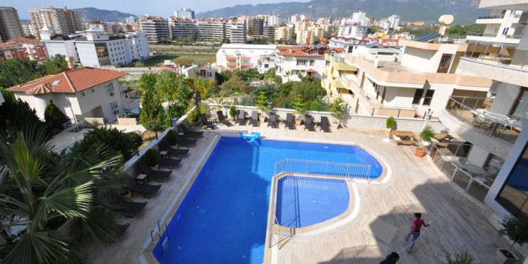 85000 Euro Apartment For Sale in Alanya Kestel 16