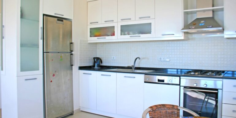 85000 Euro Sea View Apartment For Sale in Alanya 5