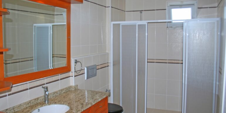 85000 Euro Sea View Apartment For Sale in Alanya 16