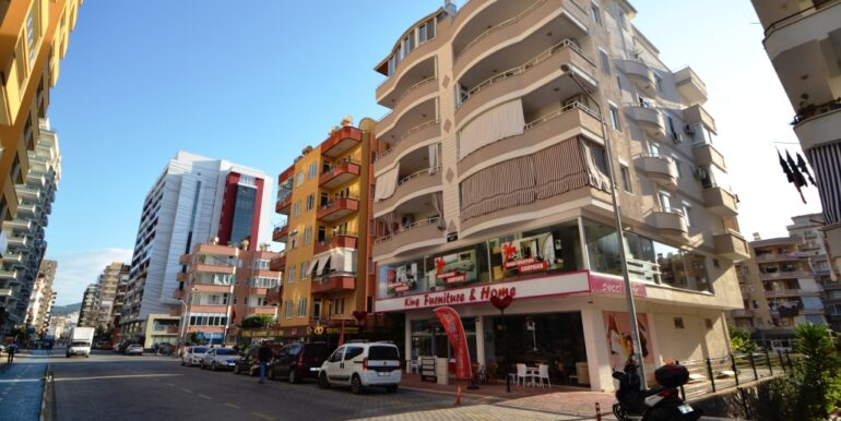 89000 Penthouse For Sale in Alanya Mahmutlar 22