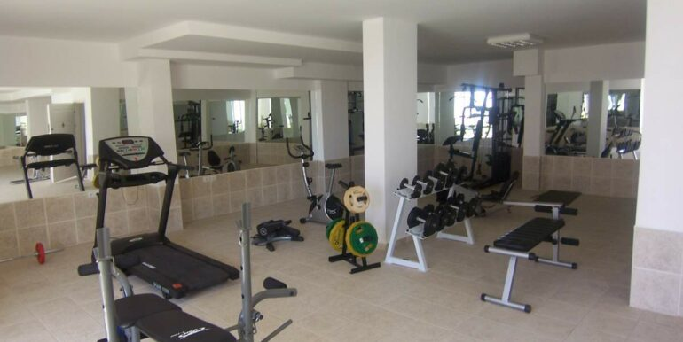 89900 Euro Sea View Apartment For Sale in Alanya 16