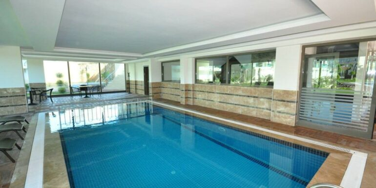 95000 Euro Penthouse For Sale in Alanya Oba 1