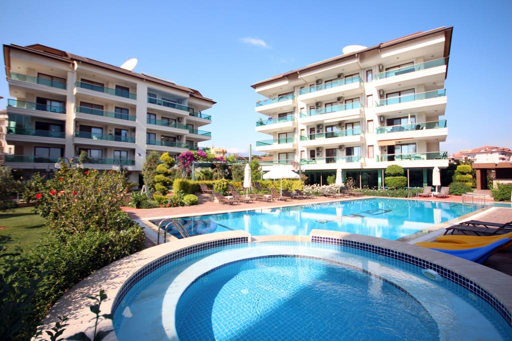 95000 Euro Penthouse For Sale in Alanya Oba