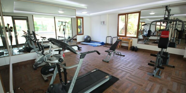 95000 Euro Penthouse For Sale in Alanya Oba 7