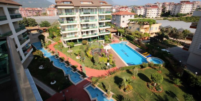 95000 Euro Penthouse For Sale in Alanya Oba 10