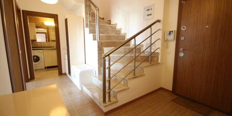 95000 Euro Penthouse For Sale in Alanya Oba 17