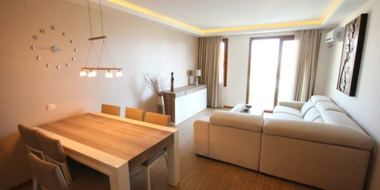 95000 Euro Penthouse For Sale in Alanya Oba 26