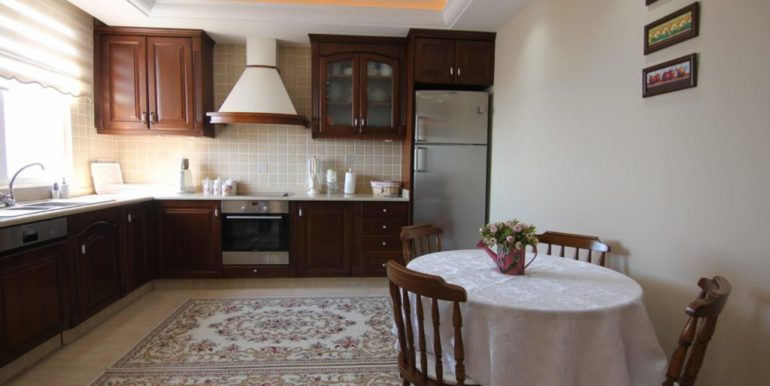 95000 Euro Sea View Apartment for Sale in Alanya 3