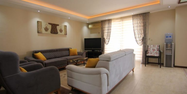 95000 Euro Sea View Apartment for Sale in Alanya 4