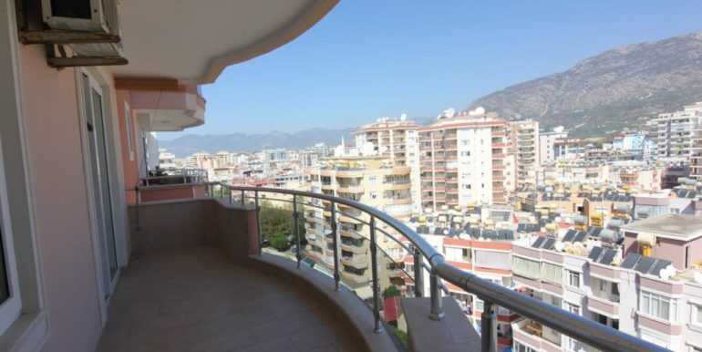 95000 Euro Sea View Apartment for Sale in Alanya 6