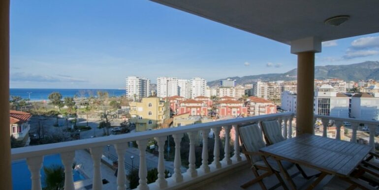 99000 Euro Penthouse For Sale in Alanya 30
