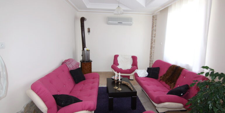 99000 Euro Villa For Sale in Alanya 3