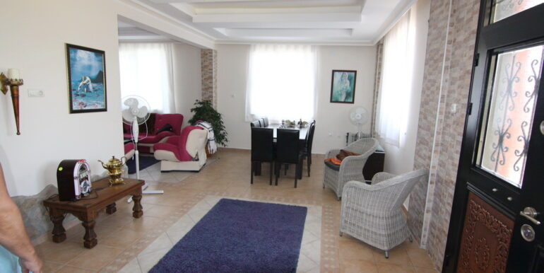 99000 Euro Villa For Sale in Alanya 6