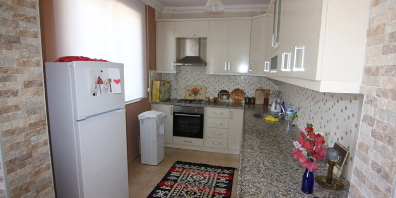 99000 Euro Villa For Sale in Alanya 11