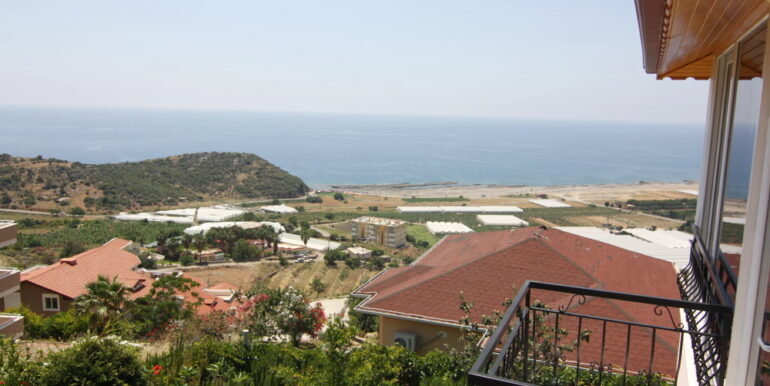 99000 Euro Villa For Sale in Alanya 12