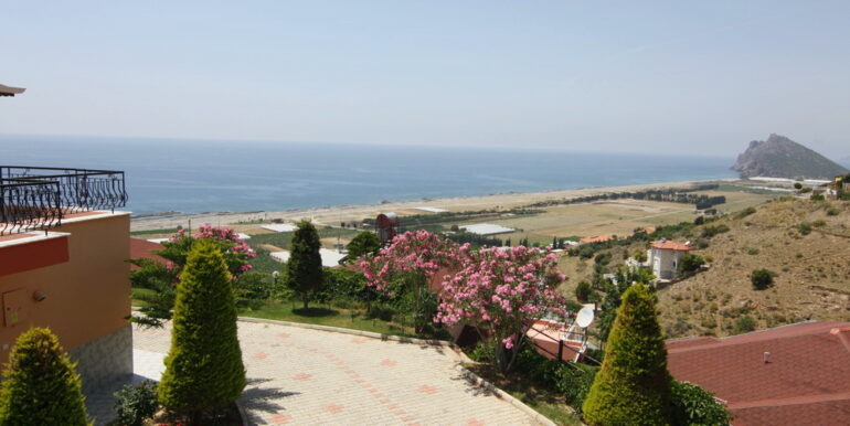 99000 Euro Villa For Sale in Alanya 15