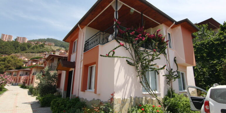 99000 Euro Villa For Sale in Alanya 18