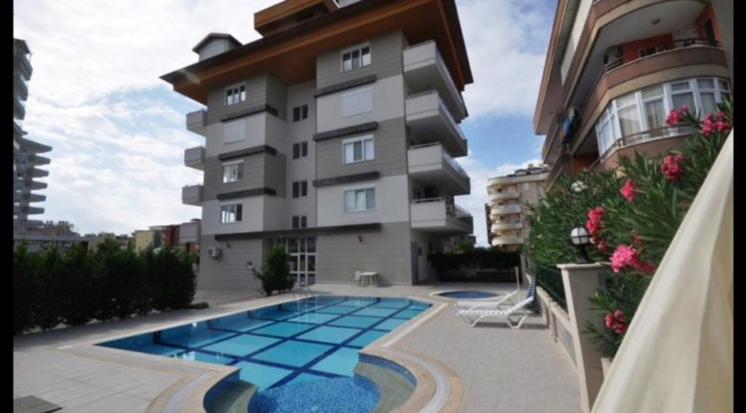 Apartment flats for rent in Oba Alanya Turkey 300 Euro 1